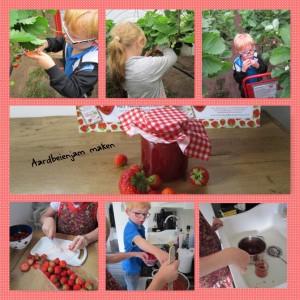 aardbeien jam