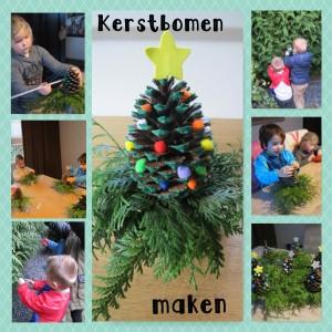 kerstbomen-maken